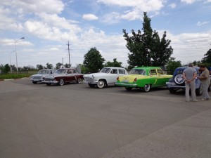 Saratov Car Club Cars