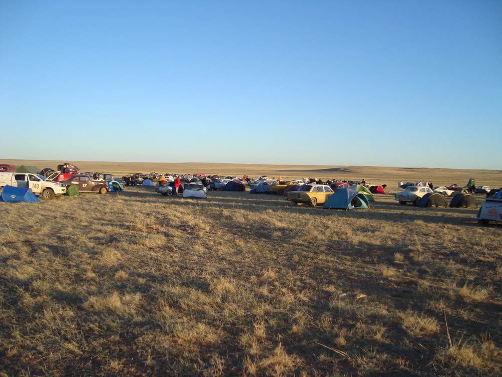 camp-site-Mongolia