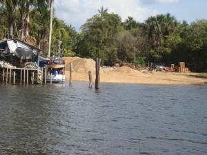 Oiapoque - the Port
