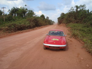 The Jungle Road - a long time ago!