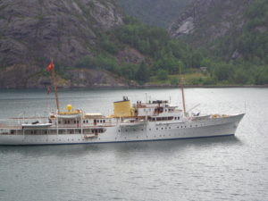 Royal Yacht