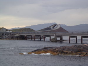 Atlantic Road bridge
