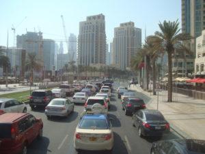 Dubai scene