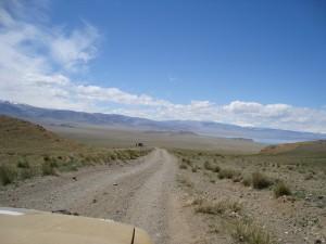 Mongolia the Road