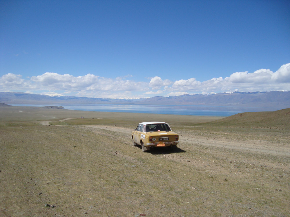 Alone-in-Mongolia