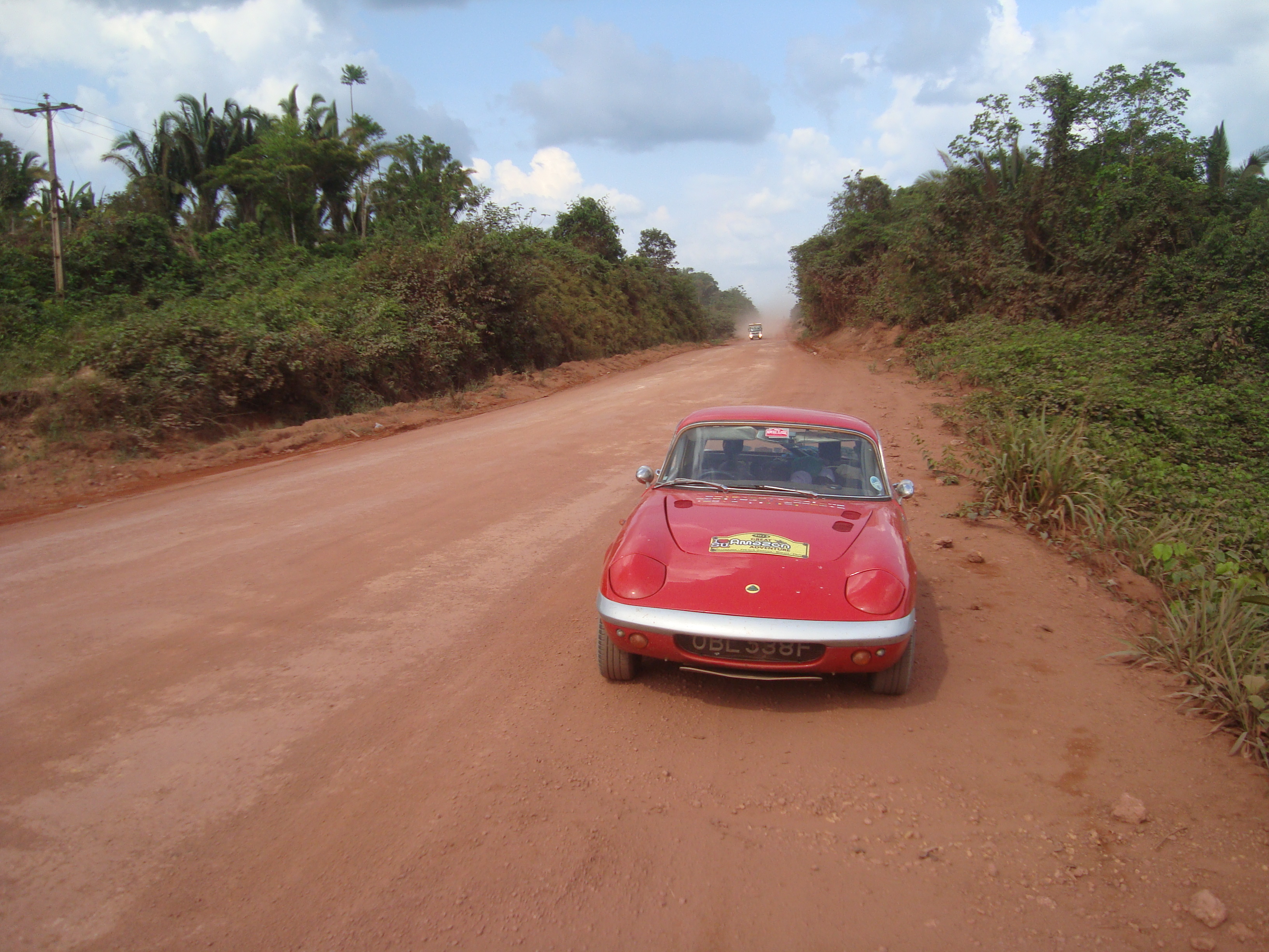 Amazon Adventure « Rally Elan
