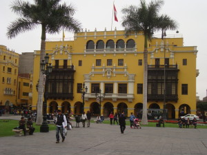 Lima - Plaza Mayor