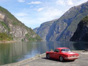 Tafjord Quayside