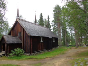 Sodankyla Church