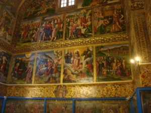 Inside St Saviours